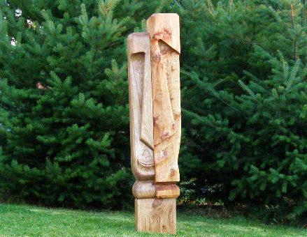 Dřevěná plastika podle vaší fantazie