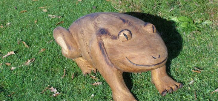 Zahradní sochy zvířat