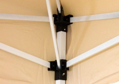Nůžkové stany 3 x 3 m – ideální pro rodinné pikniky